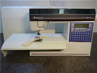 Used Embroidery Machines For Sale >> Husqvarna Viking 500 Quilting/Sewing Machine - New & Used ...