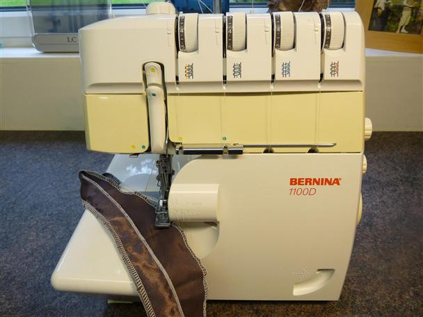 Bernina 1100d review