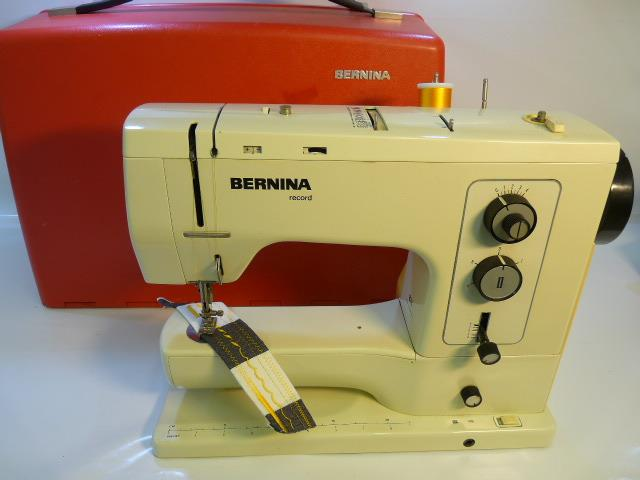 Bernina 830 - New & Used Sewing Machines from The Sewing ...
