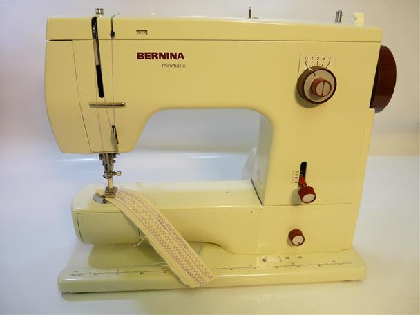 Bernina 40 New Used Sewing Machines From The Sewing Machine Box Amazing Bernina 807 Sewing Machine