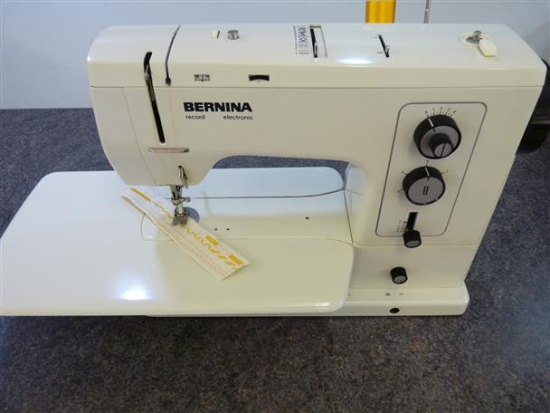 The Bernina 830 Record New Amp Used Sewing Machines From