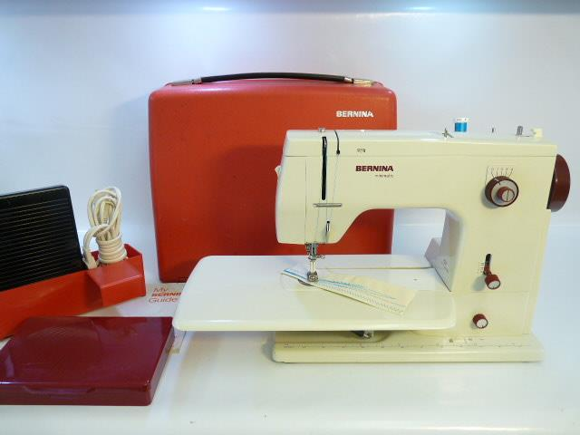 bernina 801 sewing machine
