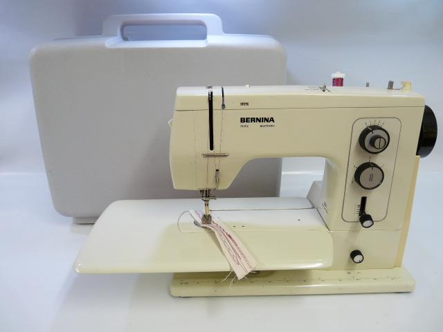 Bernina 40 Sewing Machine New Used Sewing Machines from The Interesting Sewing Machine Box